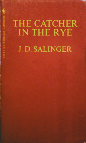 an interpretation of jd salingers the catcher in the rye Extracts from this document introduction holden in real life: an analysis on the relevance of jd salinger's the catcher in the rye in modern times it's highly.